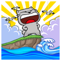 Meow Zhua Zhua - Part 6 Sticker for LINE & WhatsApp | ZIP: GIF & PNG