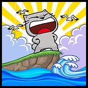 Meow Zhua Zhua - Part 6 Sticker for LINE & WhatsApp | ZIP: GIF & PNG