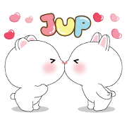 Micool & Taicutie: Animation Sticker for LINE & WhatsApp | ZIP: GIF & PNG