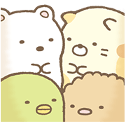 Moving Sumikko Gurashi Sticker for LINE & WhatsApp | ZIP: GIF & PNG