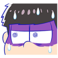 Mr.Osomatsu 4: Animated! Sticker for LINE & WhatsApp | ZIP: GIF & PNG