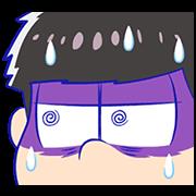 Mr.Osomatsu 4: Animated! Sticker for LINE & WhatsApp | ZIP: GIF & PNG