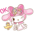 My Melody: Too Cute for You!
