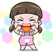 NomYen Forever Sticker for LINE & WhatsApp | ZIP: GIF & PNG