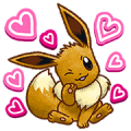 Pokémon Chat Pals 2 Sticker for LINE & WhatsApp | ZIP: GIF & PNG