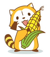 RASCAL Sticker for LINE & WhatsApp | ZIP: GIF & PNG