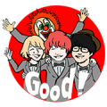 SEKAI NO OWARI Dramatic Stickers Sticker for LINE & WhatsApp | ZIP: GIF & PNG