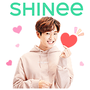 SHINee Special 2 Sticker for LINE & WhatsApp | ZIP: GIF & PNG