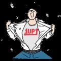 "SUMITOMO LIFE ""Hajime Ueda"" Stickers"