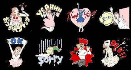 SamanthaThavasaOriginalStickers Line Sticker GIF & PNG Pack: Animated & Transparent No Background | WhatsApp Sticker