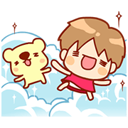 Sana 8: Work It! Sticker for LINE & WhatsApp | ZIP: GIF & PNG