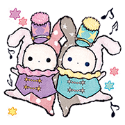 Sentimental Circus. Act 3 Sticker for LINE & WhatsApp   ZIP: GIF & PNG
