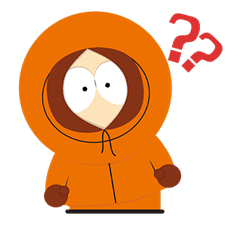 South Park Sticker for LINE & WhatsApp | ZIP: GIF & PNG