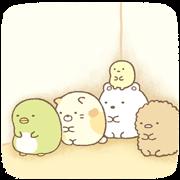 Sumikko Gurashi Sticker for LINE & WhatsApp   ZIP: GIF & PNG