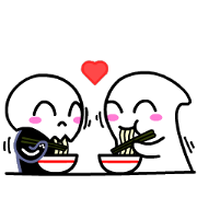 The Valentines Sticker for LINE & WhatsApp | ZIP: GIF & PNG