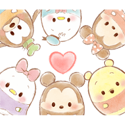 Ufufy Sticker for LINE & WhatsApp | ZIP: GIF & PNG