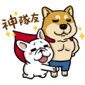 Vivid DOCA 6 Sticker for LINE & WhatsApp | ZIP: GIF & PNG