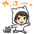 Voice Actor Series: Hiroshi Kamiya Sticker for LINE & WhatsApp | ZIP: GIF & PNG