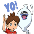 YO-KAI WATCH: Super Normal Stickers