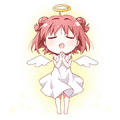 YURU-YURI 2 Sticker for LINE & WhatsApp | ZIP: GIF & PNG