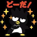 BAD BADTZ-MARU: Animated Stickers