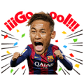 FC Barcelona – 3D Official Stickers
