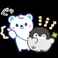 Koupenchan × Uetan Stickers