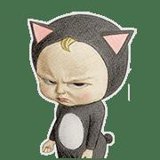 Let's Go Sadayuki! Vol. 4 Animated Sticker for LINE & WhatsApp | ZIP: GIF & PNG