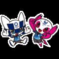 MIRAITOWA & SOMEITY TOKYO 2020 Stickers2
