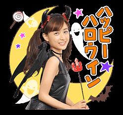 Mizuki Yamamoto Sound Stickers Sticker for LINE & WhatsApp | ZIP: GIF & PNG