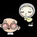 Mpey & Ina : Perbucinan Duniawi