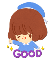 My Sweet Day Sticker for LINE & WhatsApp | ZIP: GIF & PNG