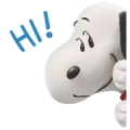 SNOOPY -THE PEANUTS MOVIE-