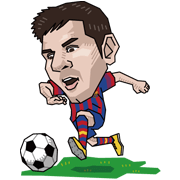 Welcome to Barcelona Sticker for LINE & WhatsApp   ZIP: GIF & PNG