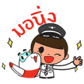 AirAsia Family Sticker for LINE & WhatsApp | ZIP: GIF & PNG