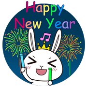 Buy123 + King Rabbit Sticker for LINE & WhatsApp   ZIP: GIF & PNG