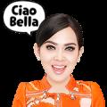 Ciao Bella, Syahrini!