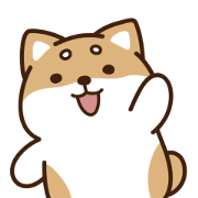 Daily Stickers: Shibasays Sticker for LINE & WhatsApp | ZIP: GIF & PNG