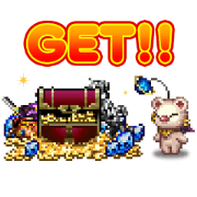 FINAL FANTASY BRAVE EXVIUS Voiced & Animated Stickers Sticker for LINE & WhatsApp | ZIP: GIF & PNG