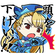 Fortisia Animated Talking Stickers Sticker for LINE & WhatsApp | ZIP: GIF & PNG