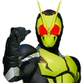KAMEN RIDER ZERO-ONE [BIG] Stickers