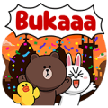 Ramadhan Pop-Up Stickers Sticker for LINE & WhatsApp | ZIP: GIF & PNG