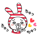 Shimausa Returns Sticker for LINE & WhatsApp | ZIP: GIF & PNG