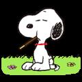 Snoopy × Pocky It's Go Time!