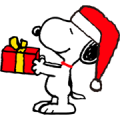 Snoopy Winter Ed. Sticker for LINE & WhatsApp | ZIP: GIF & PNG