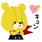 TINY☆TWIN☆BEARS Animation Stickers Sticker for LINE & WhatsApp | ZIP: GIF & PNG