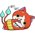 YO-KAI WATCH: 5th Anniversary Stickers Sticker for LINE & WhatsApp | ZIP: GIF & PNG