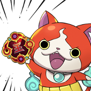 YO-KAI WATCH: Medal Wars Stickers Sticker for LINE & WhatsApp | ZIP: GIF & PNG