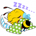 Albi Sticker for LINE & WhatsApp | ZIP: GIF & PNG