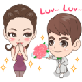 BRAND'S All Stars Sticker for LINE & WhatsApp | ZIP: GIF & PNG